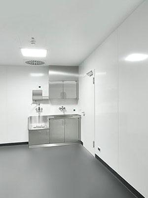 Hygiene Wall